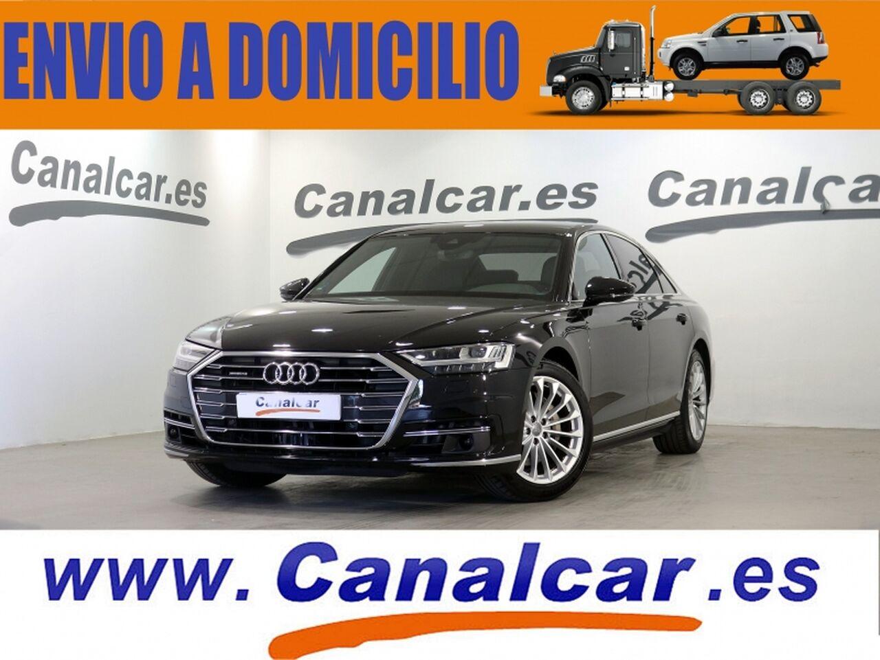 Audi A8 ocasión segunda mano 2018 Diésel por 54.990€ en Madrid