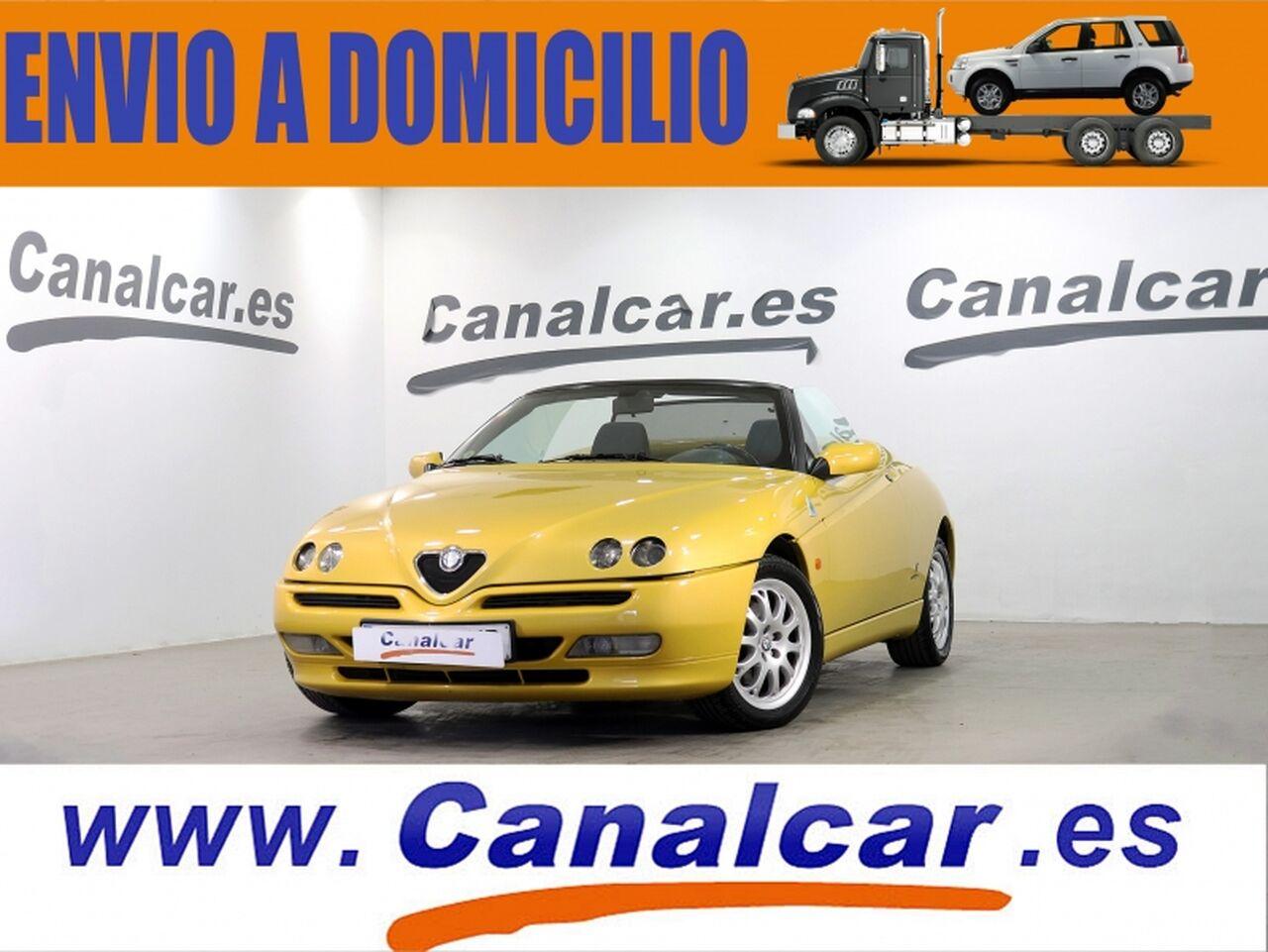 Alfa Romeo Spider ocasión segunda mano 2001 Gasolina por 6.490€ en Madrid