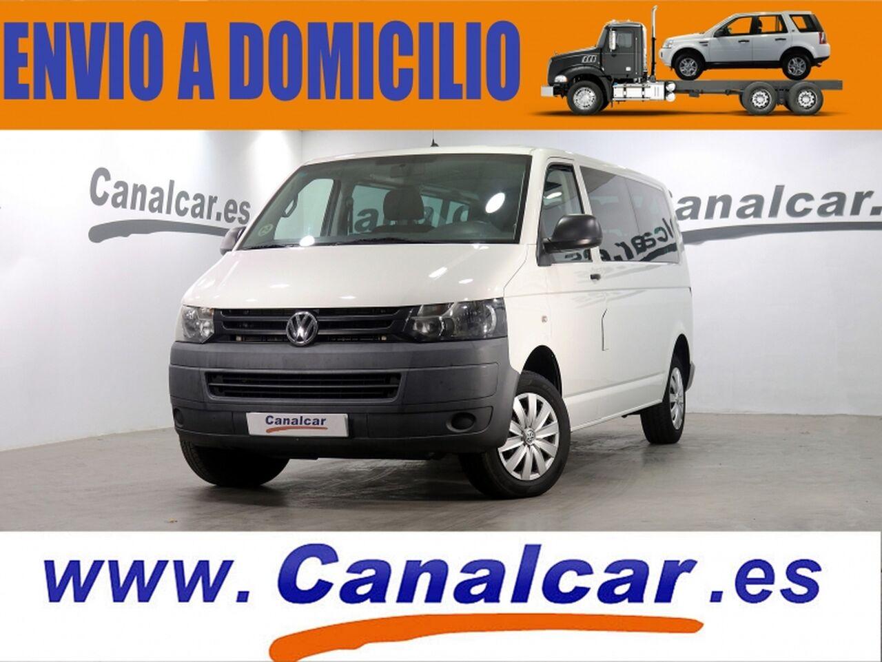 Volkswagen Transporter ocasión segunda mano 2011 Diésel por 16.990€ en Madrid