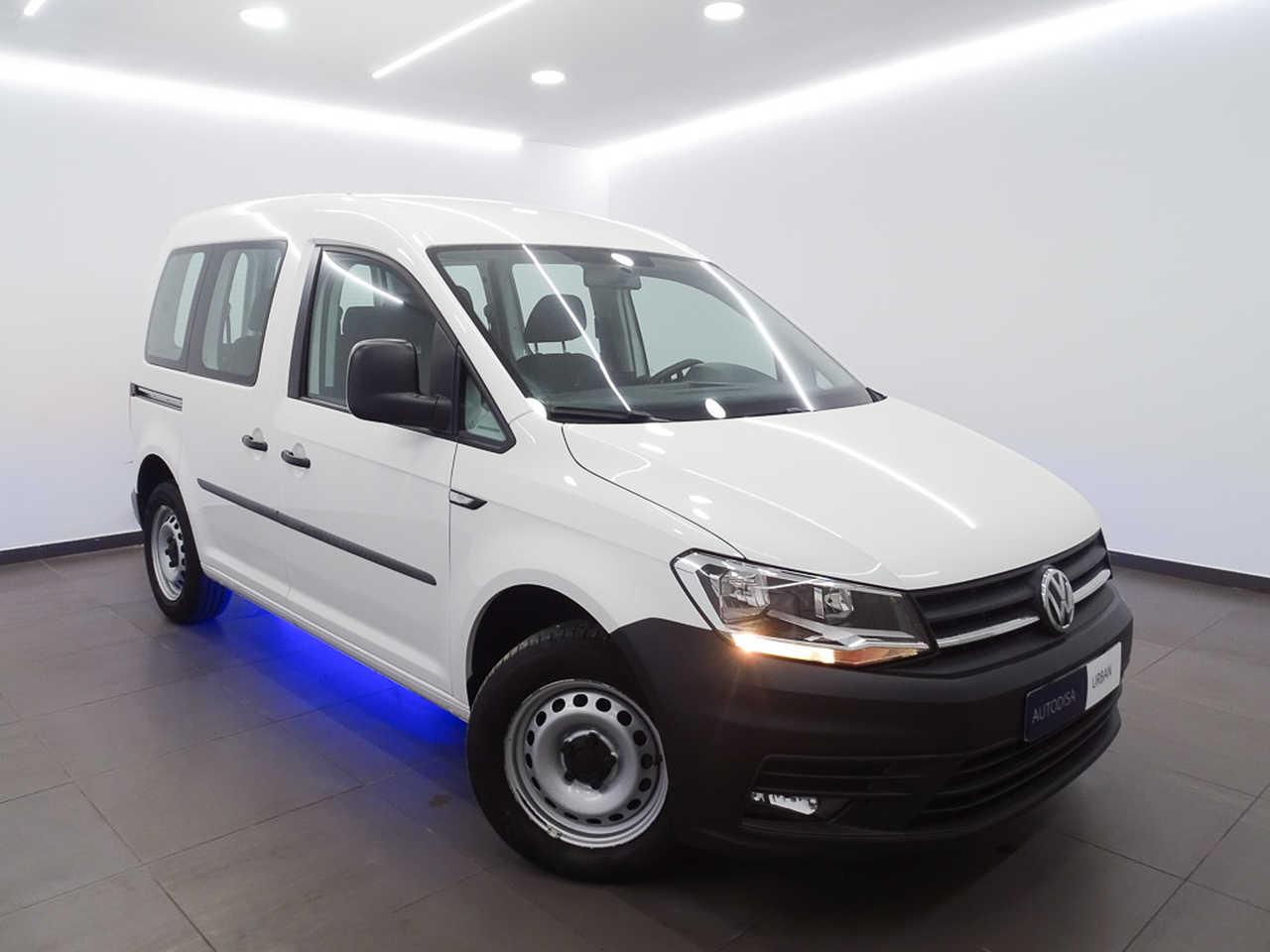 Array Volkswagen Caddy 2018 Diésel por 14.995€ en Valencia
