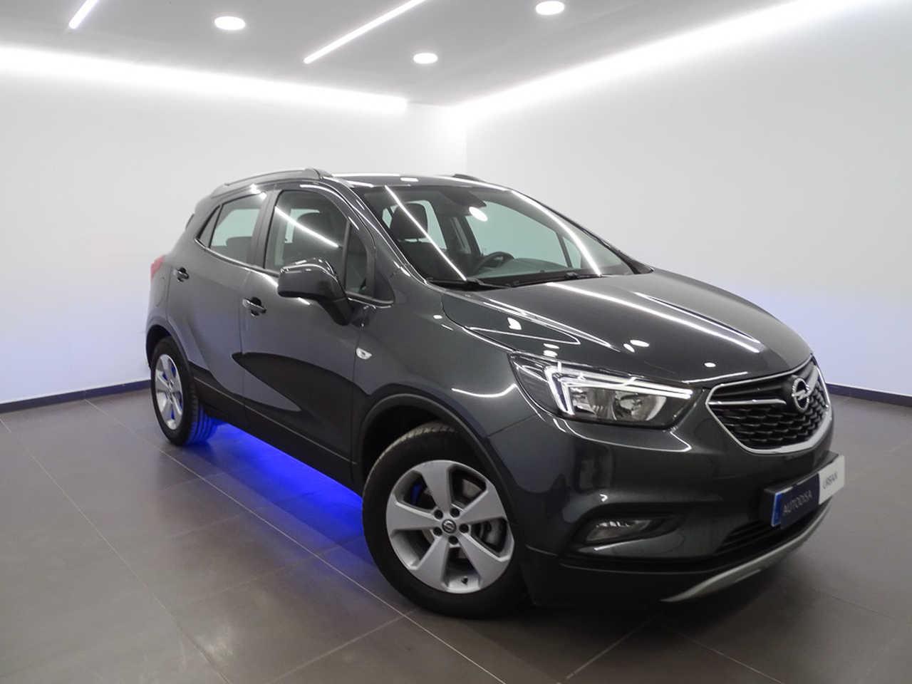 Opel Mokka X ocasión segunda mano 2018 Gasolina por 11.795€ en Valencia