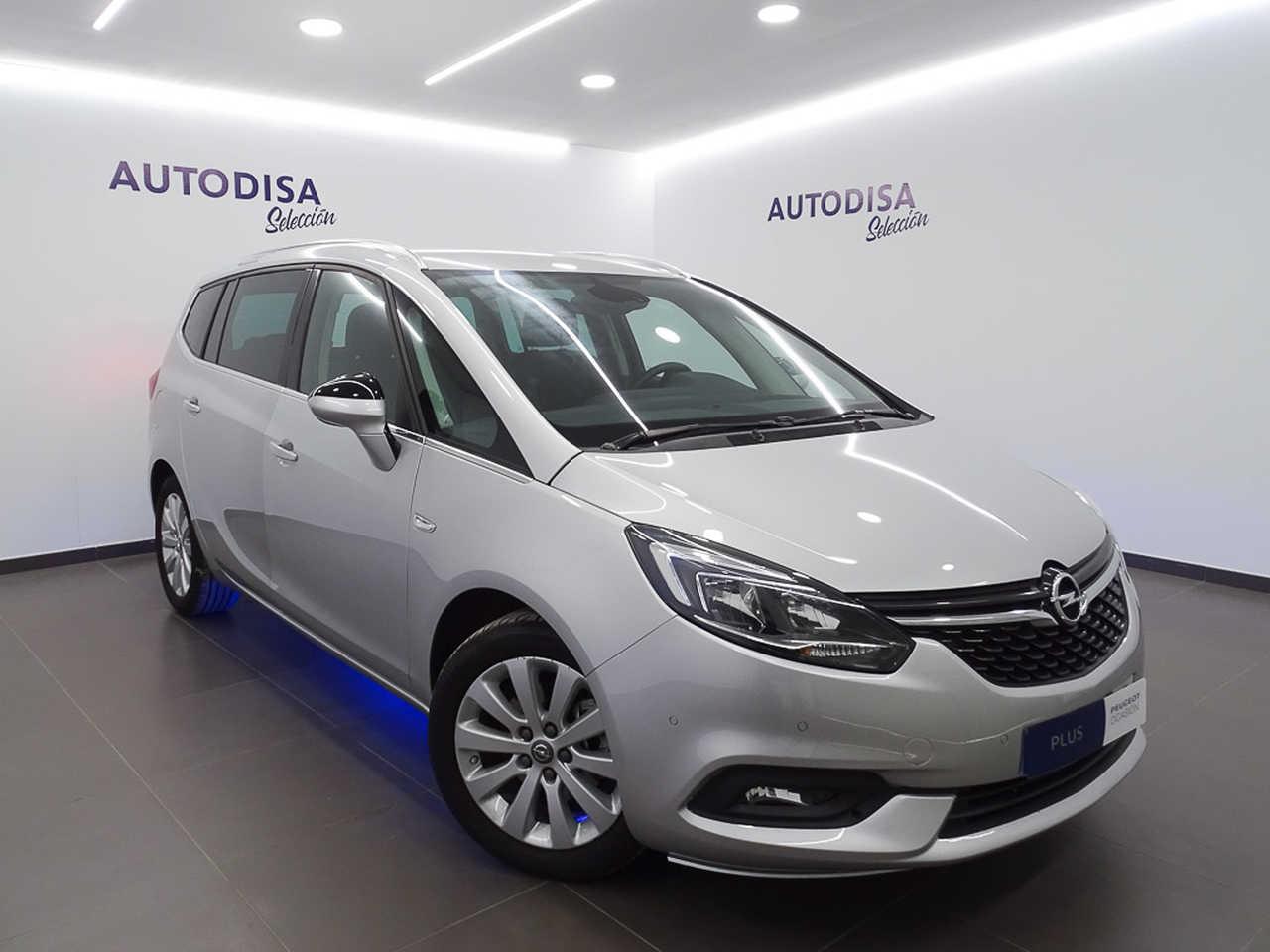 Opel Zafira 1.4 T S&S EXCELLENCE AUT. 140 CV