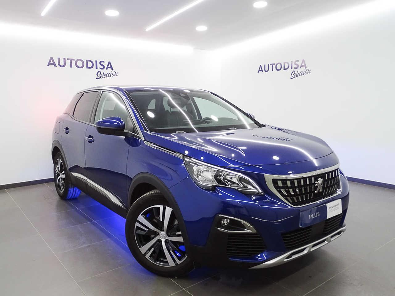 Peugeot 3008 1.2 PURETECH  ALLURE 130 S&S 6 VEL. MAN