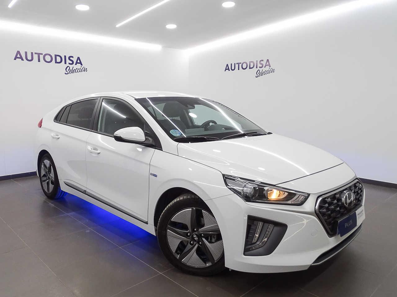 Hyundai IONIQ 1.6 GDI HEV KLASS LE DT 141CV AUT