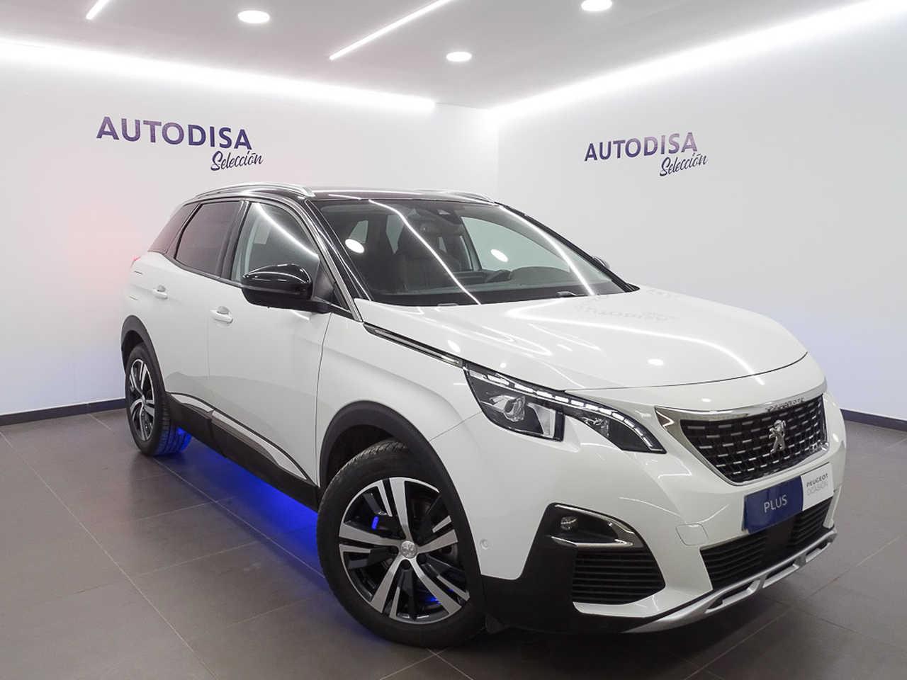 Peugeot 3008 1.5L BLUEHDI ALLURE 1.5L BLUEHDI 130 S&S
