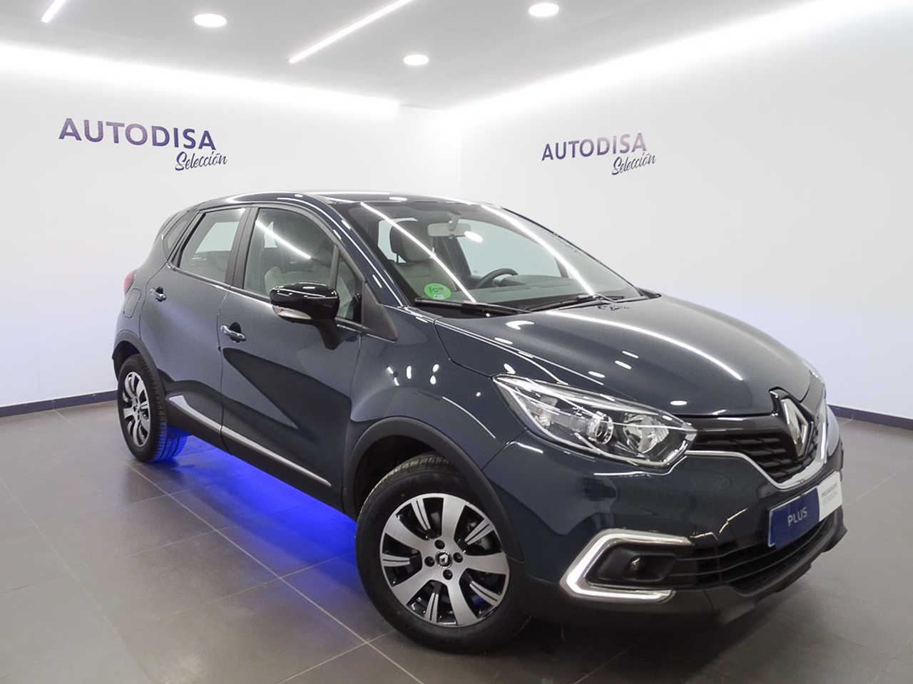 Renault Captur 1.5 DCI INTENS 90CV MT5 E6