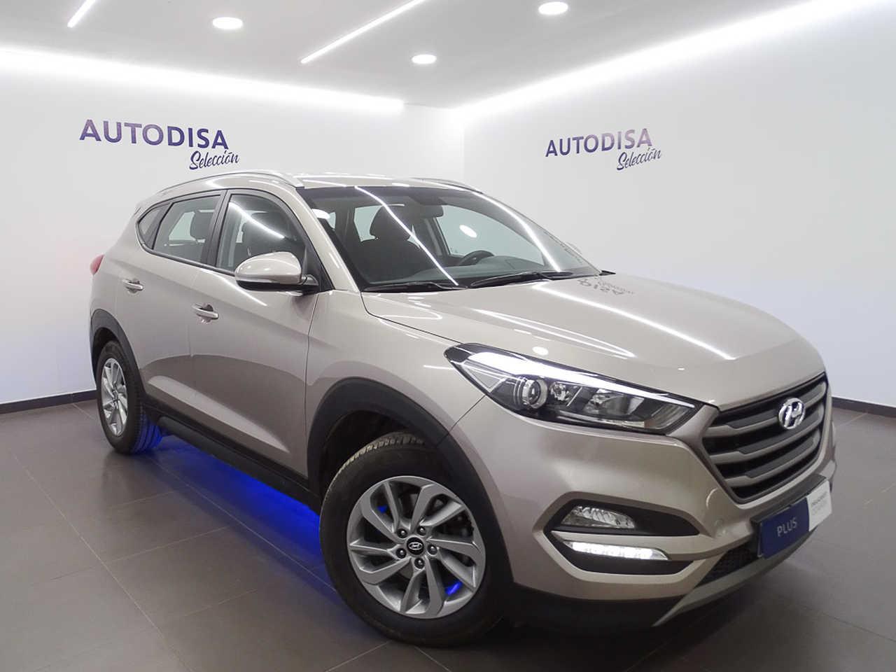 Hyundai Tucson 1.7 CRDi   BlueDrive Link 4x2