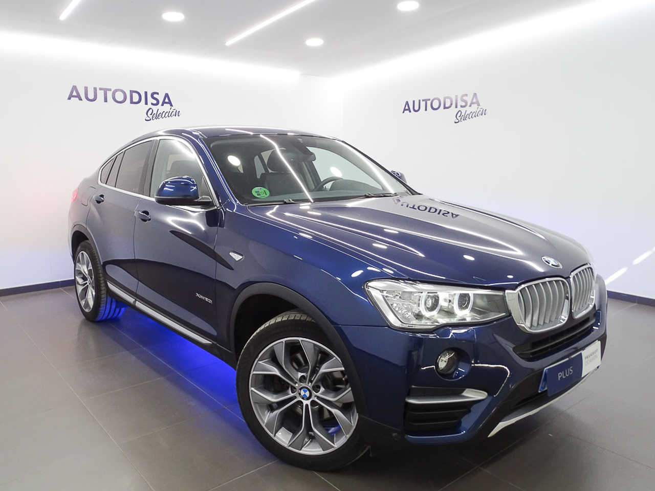 BMW X4 2.0 185CV AT8 E6 xDrive20i xLine
