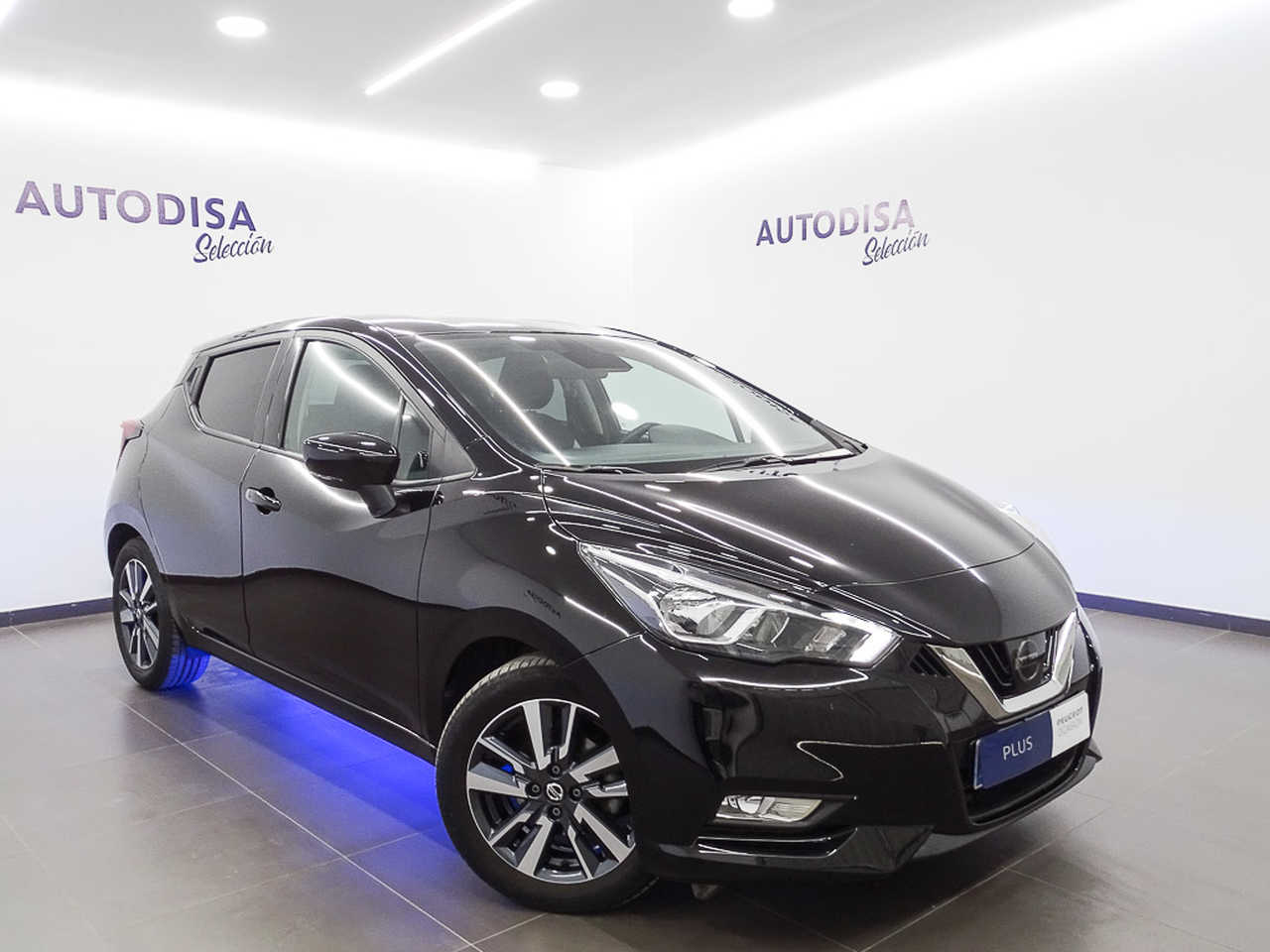 Nissan Micra 0.9 IG-T 90 S&S N-CONNECTA 2018