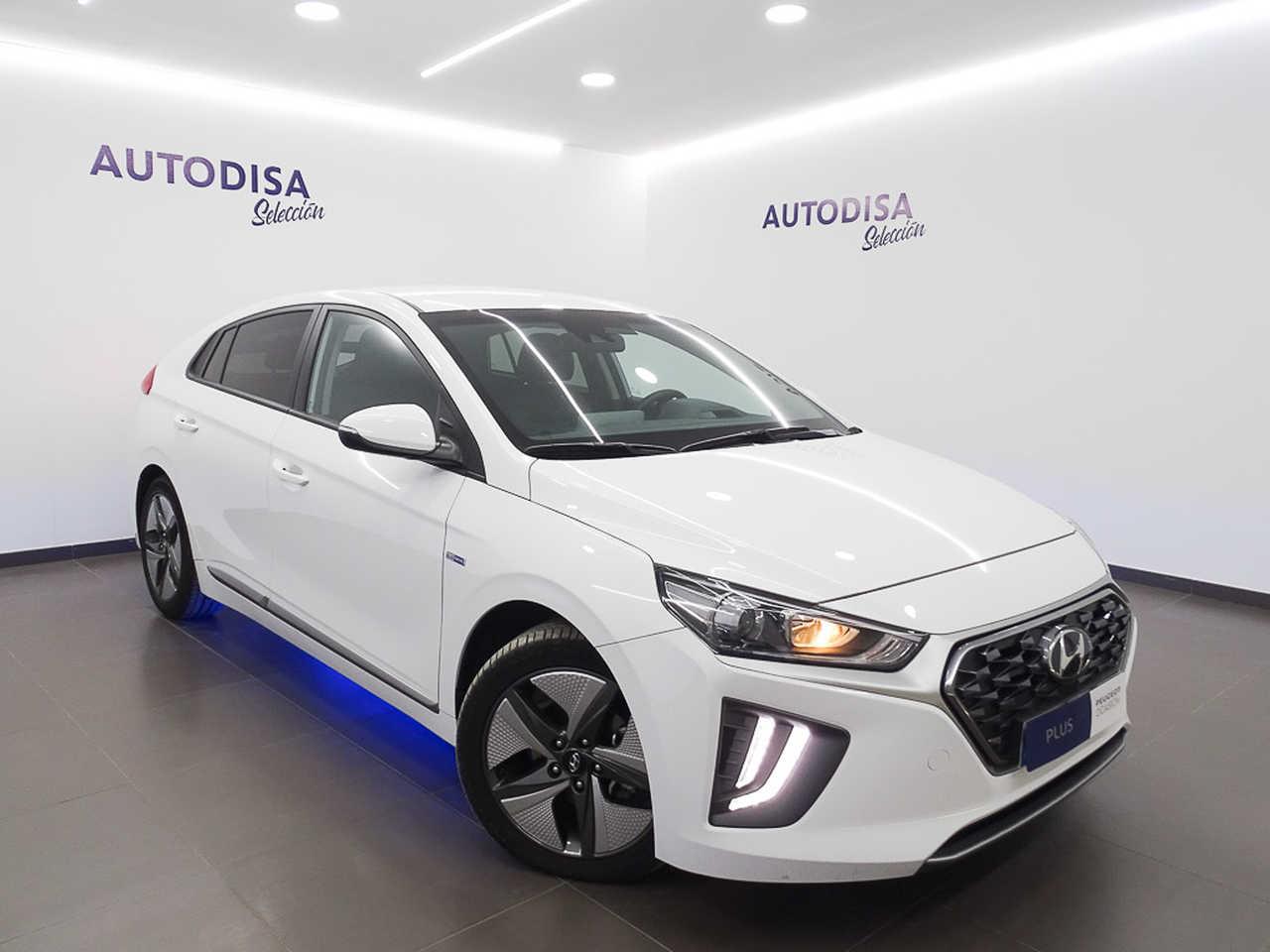Hyundai IONIQ 1.6 GDI HEV KLASS