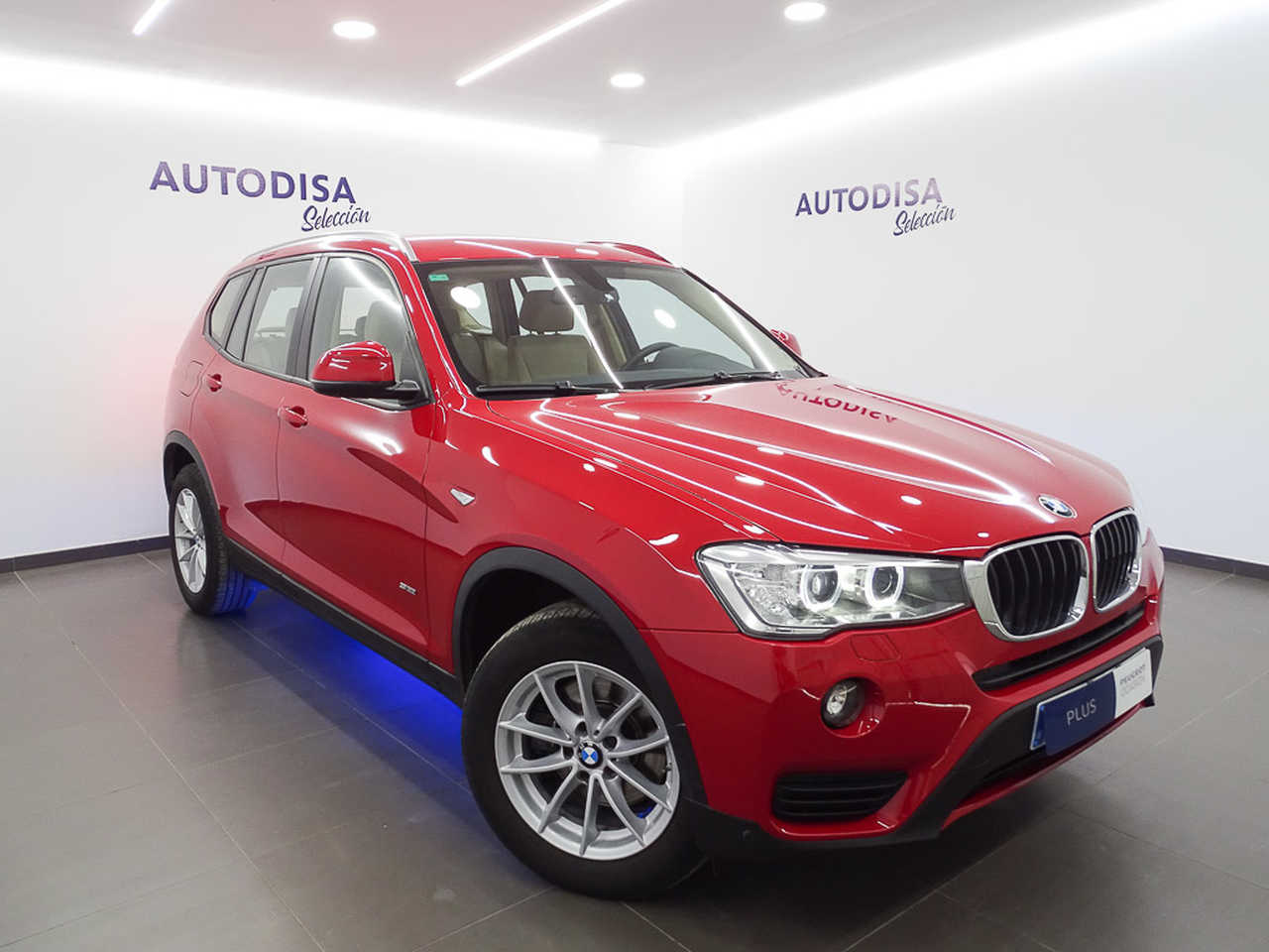 BMW X3 18d 2.0 Steptronic  sDrive