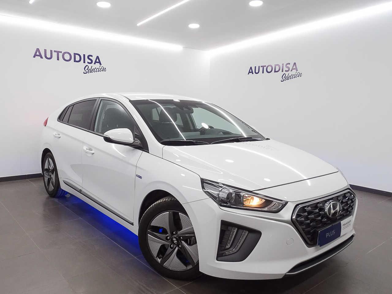 Hyundai IONIQ 1.6 GDI HEV Klass LE DT