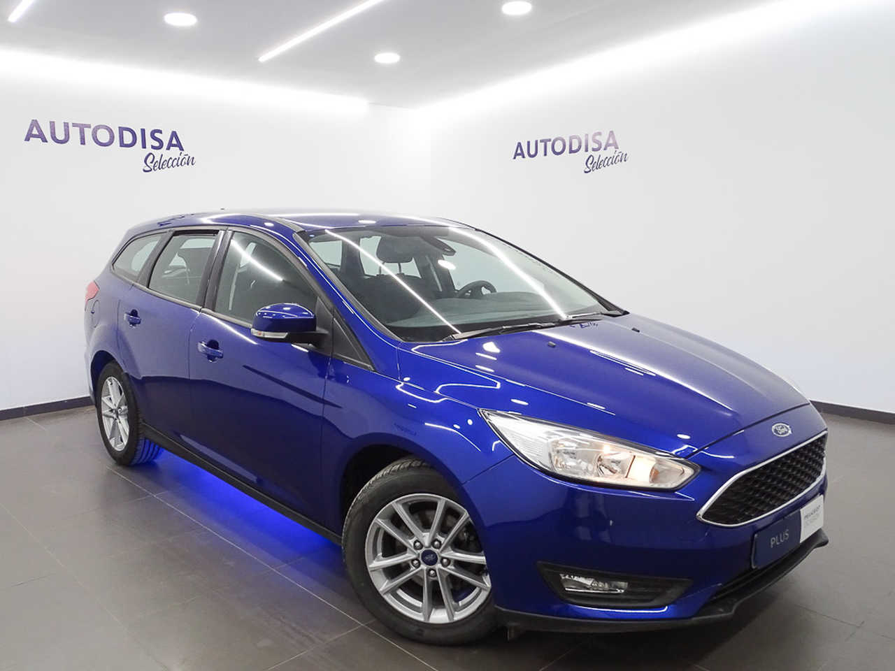 Ford Focus 1.0 ECOboost 125CV  Trend +