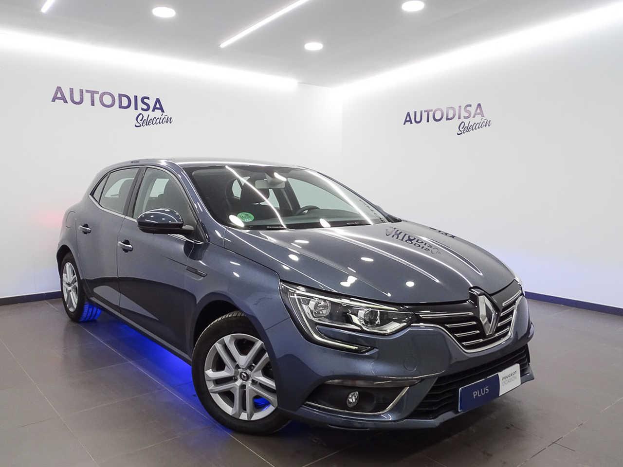 Renault Megane ocasión segunda mano 2017 Diésel por 12.995€ en Valencia