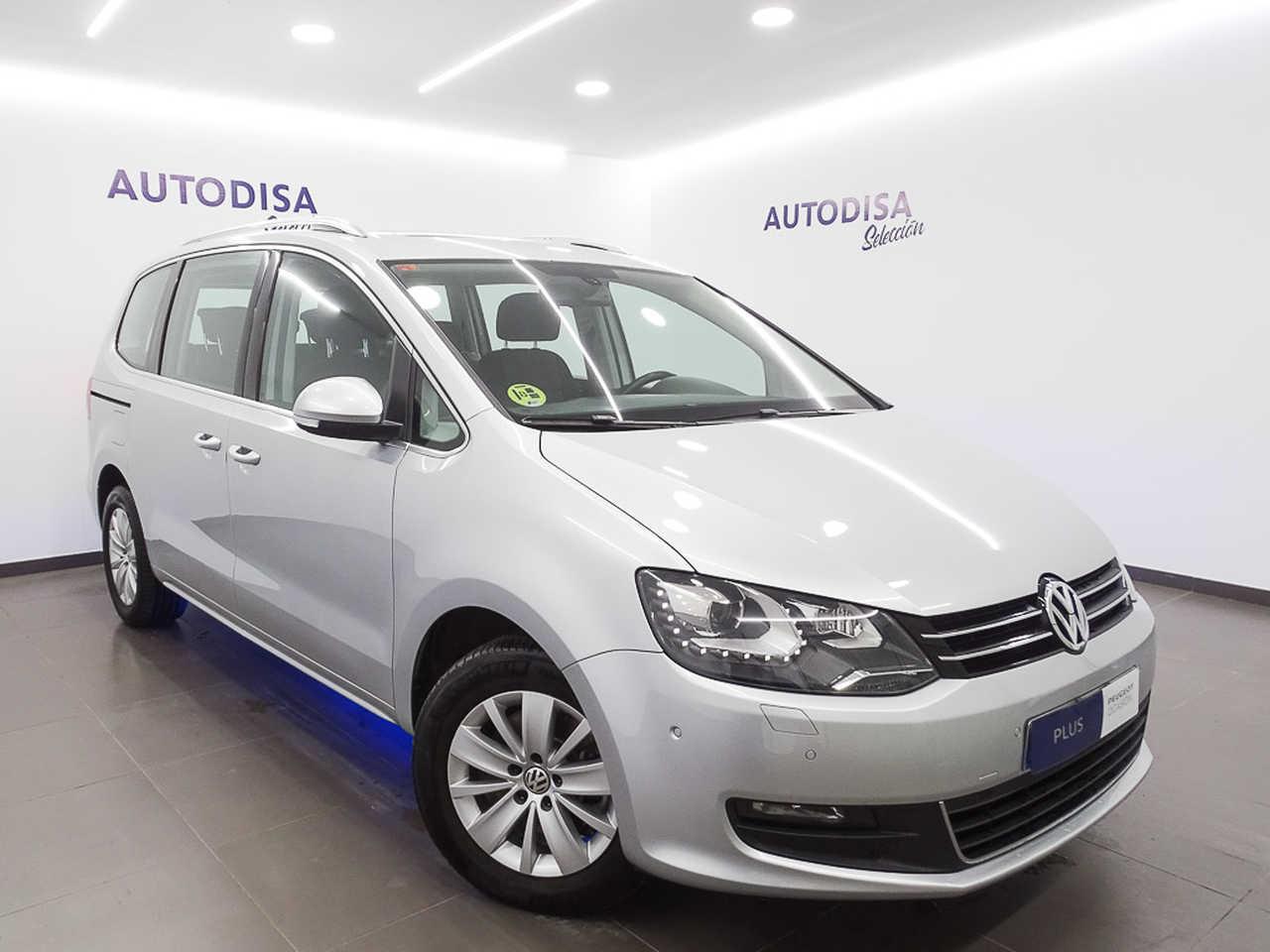 Volkswagen Sharan ocasión segunda mano 2013 Diésel por 13.995€ en Valencia