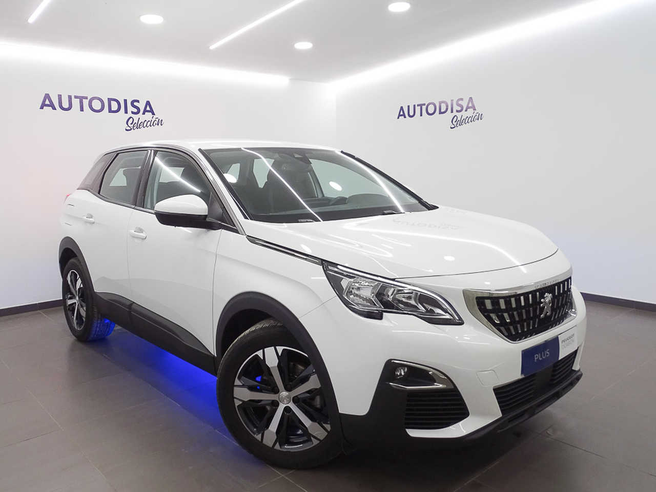 Peugeot 3008 1.6 BLUEHD ACTIVE