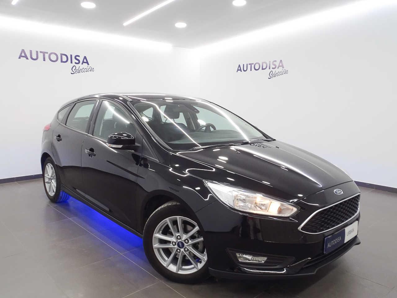Ford Focus ocasión segunda mano 2018 Gasolina por 11.995€ en Valencia