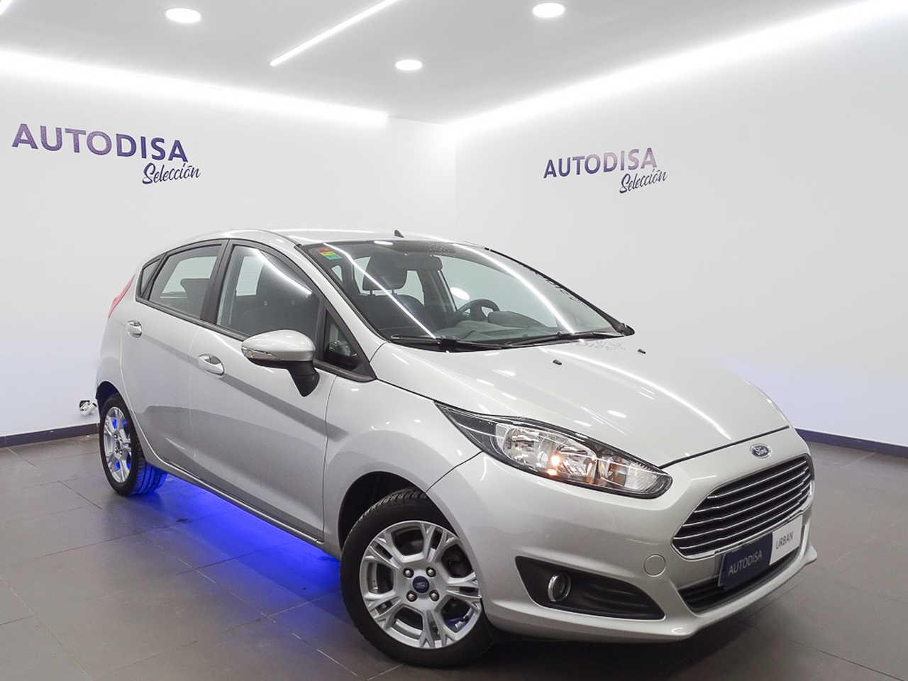 Ford Fiesta ocasión segunda mano 2014 Gasolina por 7.495€ en Valencia