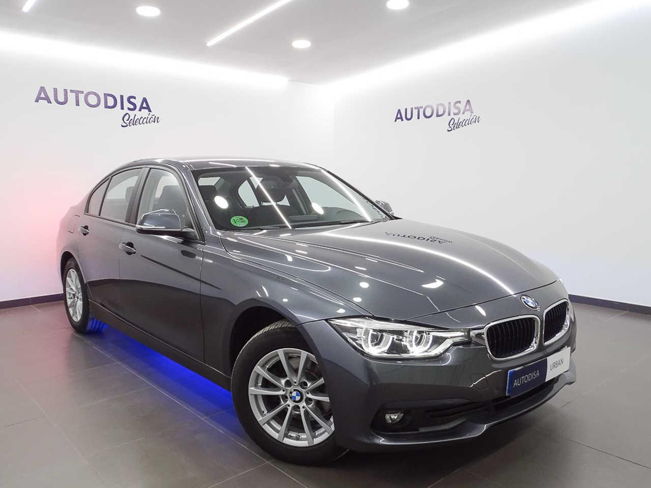 BMW Serie 3 ocasión segunda mano 2019 Diésel por 22.995€ en Valencia