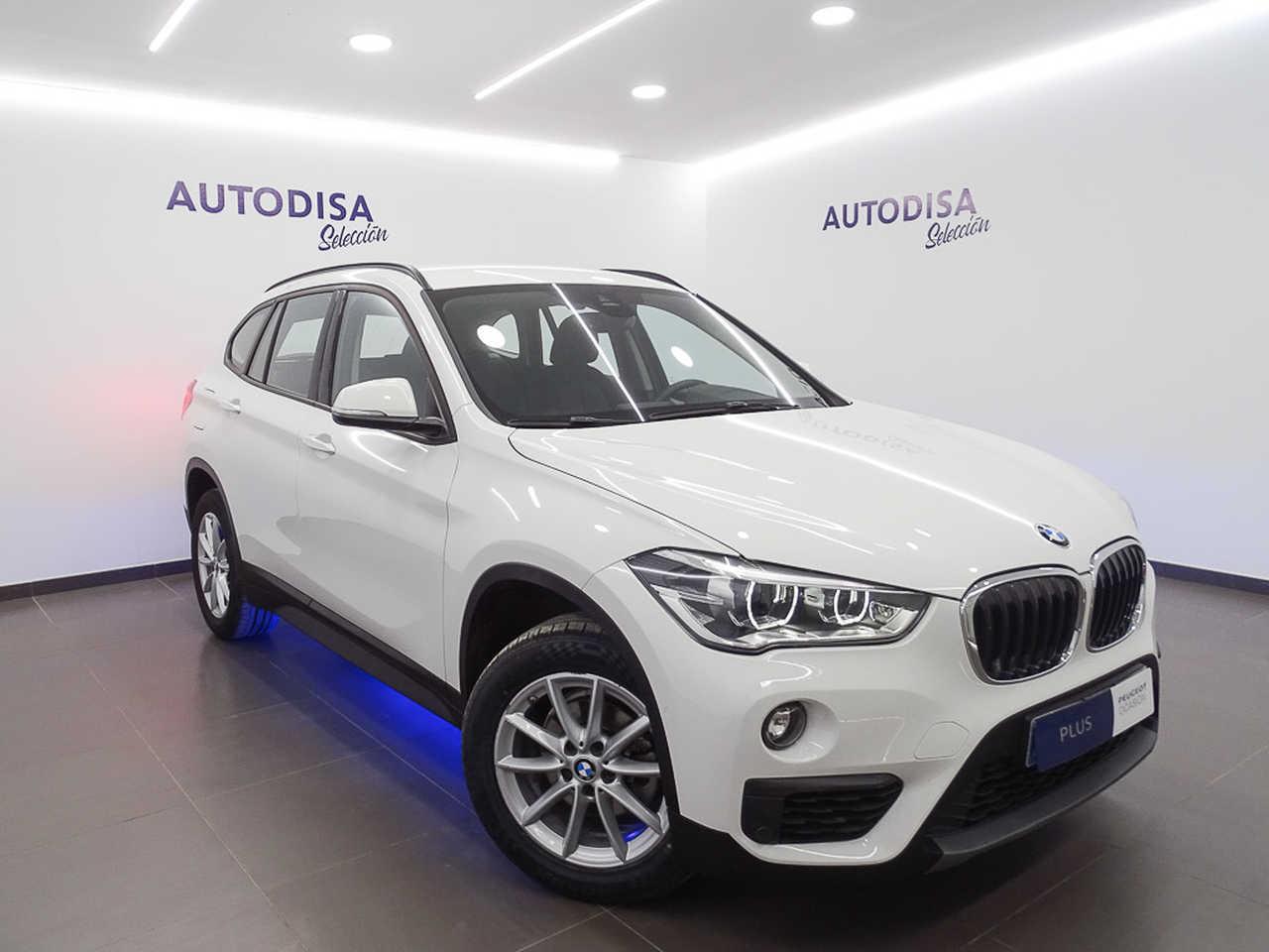 BMW X1 ocasión segunda mano 2019 Diésel por 22.495€ en Valencia