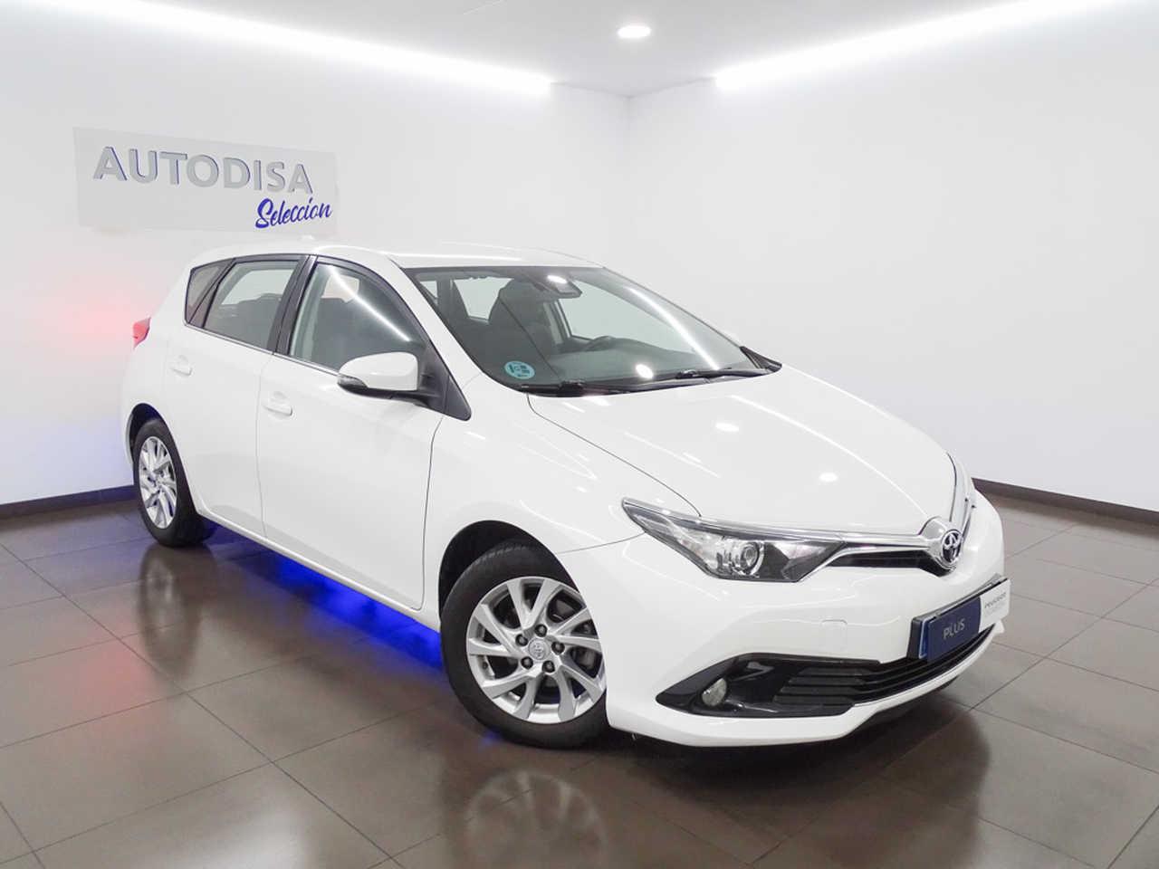 Toyota Auris ocasión segunda mano 2018 Diésel por 12.895€ en Valencia