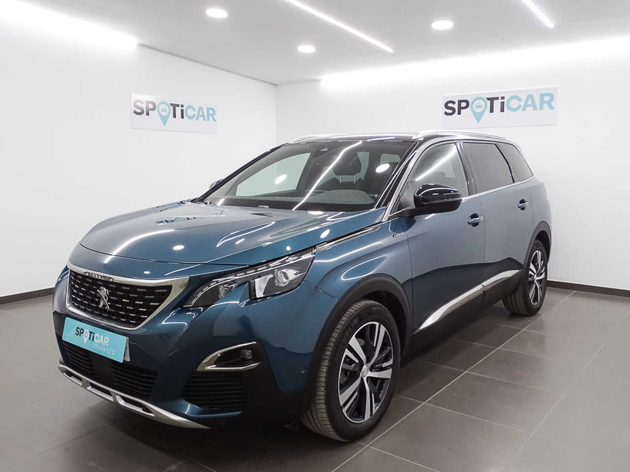 Peugeot 5008 ocasión segunda mano 2019 Diésel por 26.495€ en Valencia