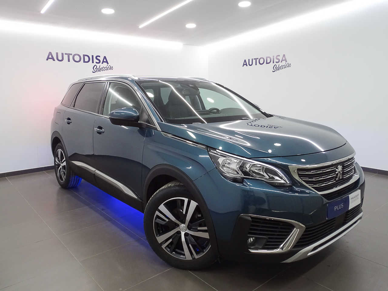 Peugeot 5008 ocasión segunda mano 2018 Diésel por 21.495€ en Valencia