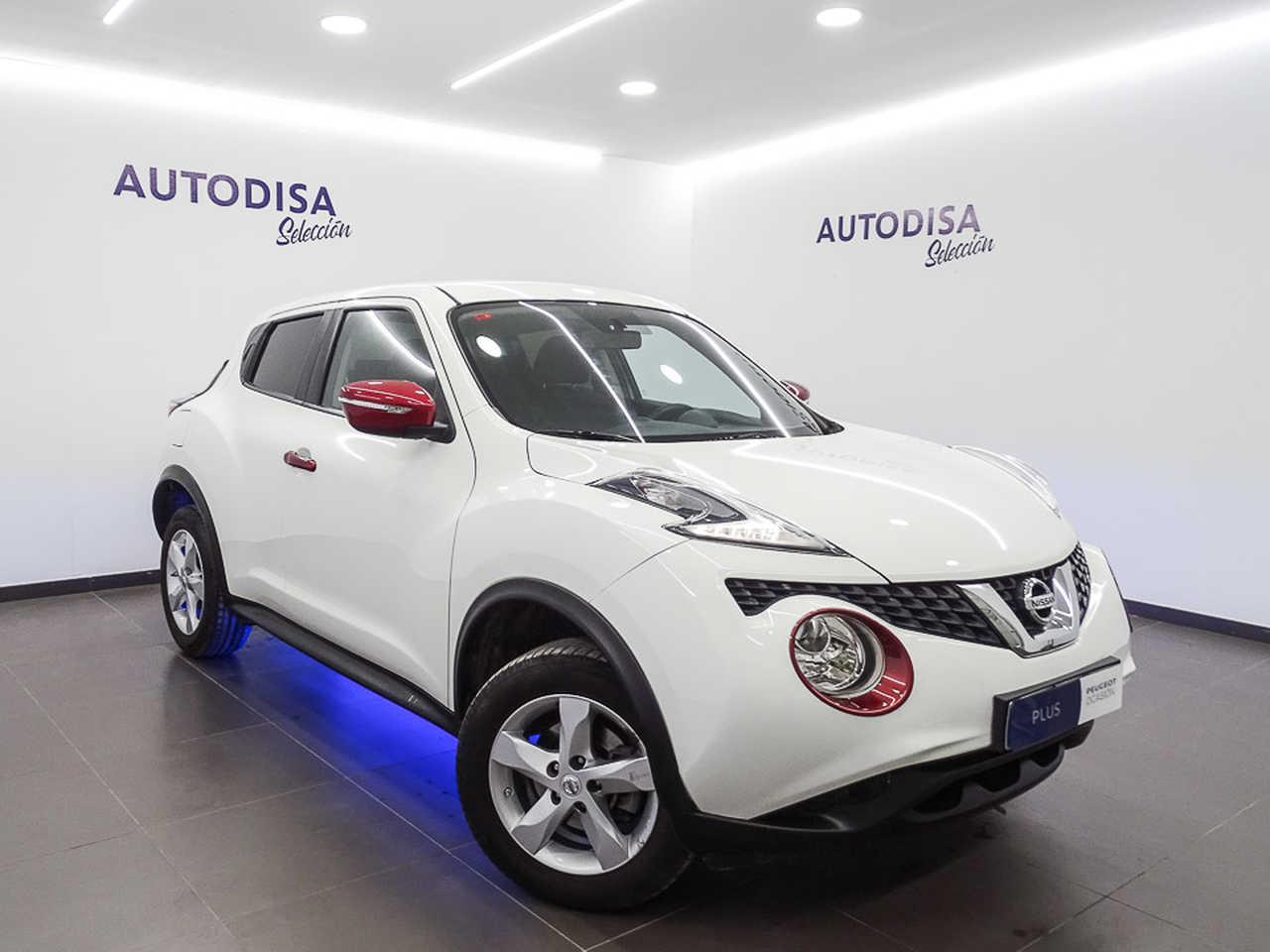 Nissan Juke ocasión segunda mano 2015 Gasolina por 10.495€ en Valencia