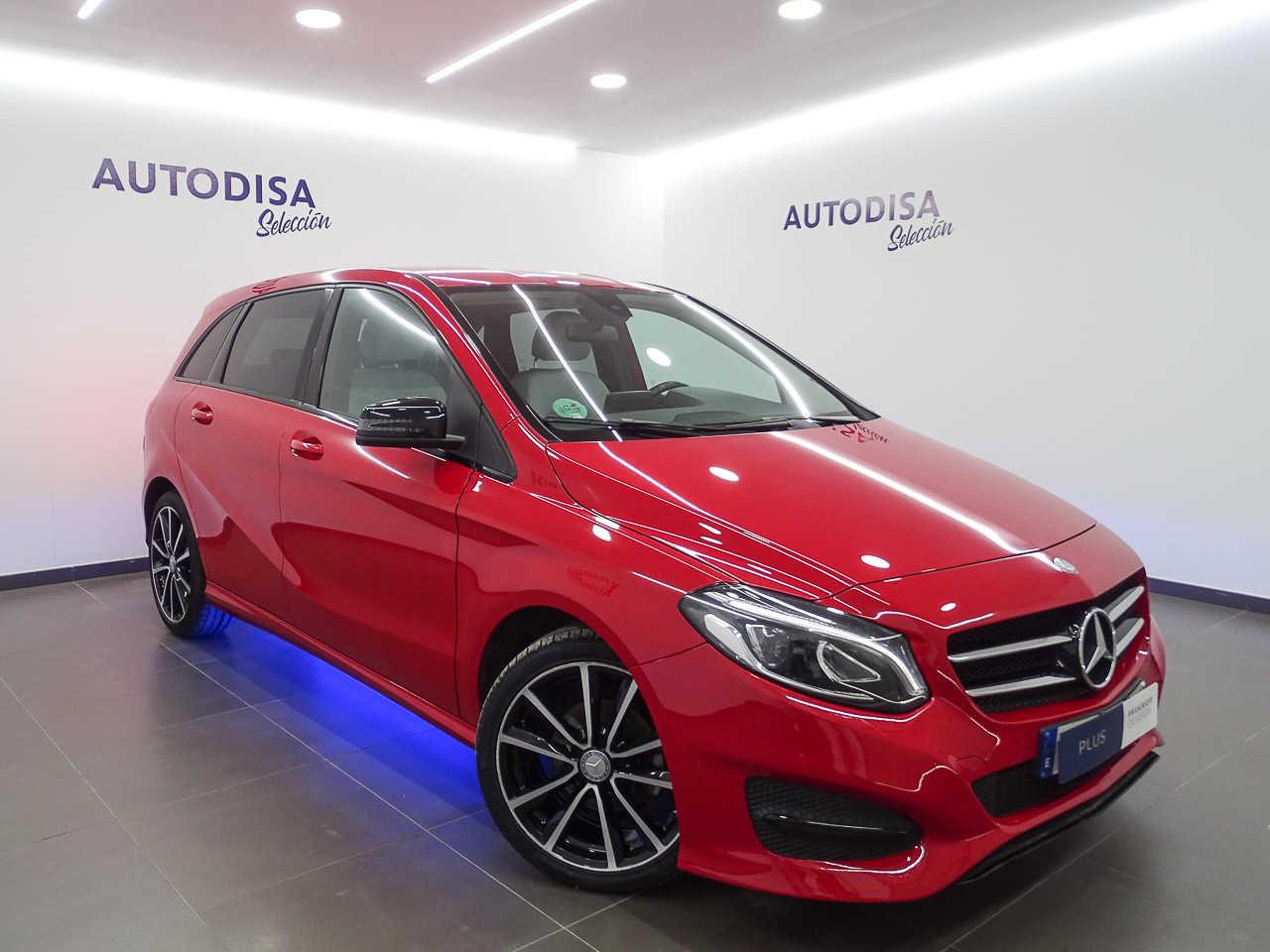 Mercedes Benz Clase B ocasión segunda mano 2016 Diésel por 13.295€ en Valencia