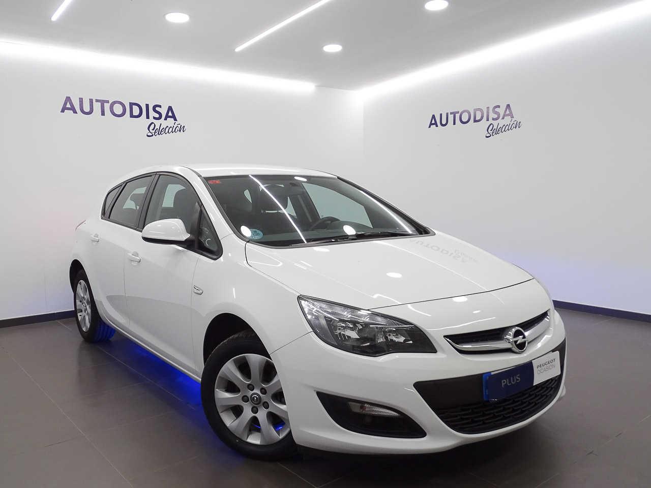Opel Astra ocasión segunda mano 2015 Diésel por 9.495€ en Valencia