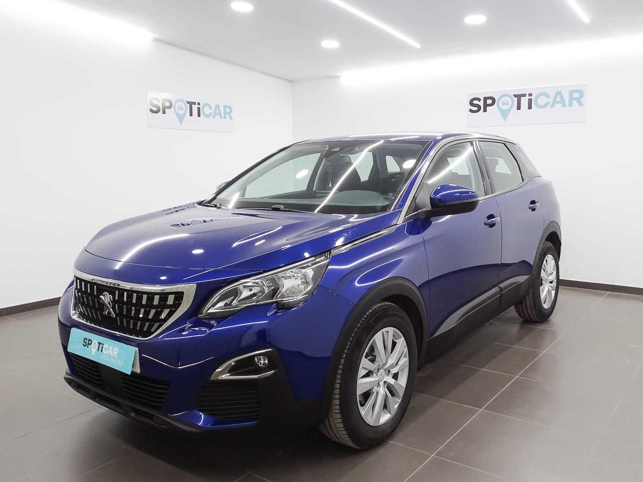 Peugeot 3008 1.6L BLUEHDI ACTIVE