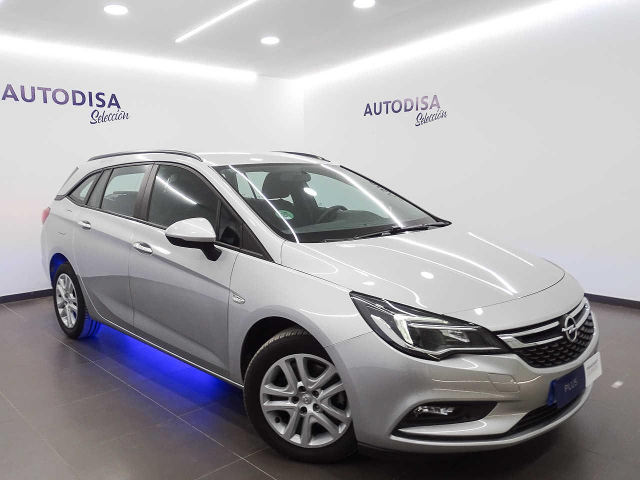 Opel Astra ocasión segunda mano 2016 Diésel por 9.495€ en Valencia