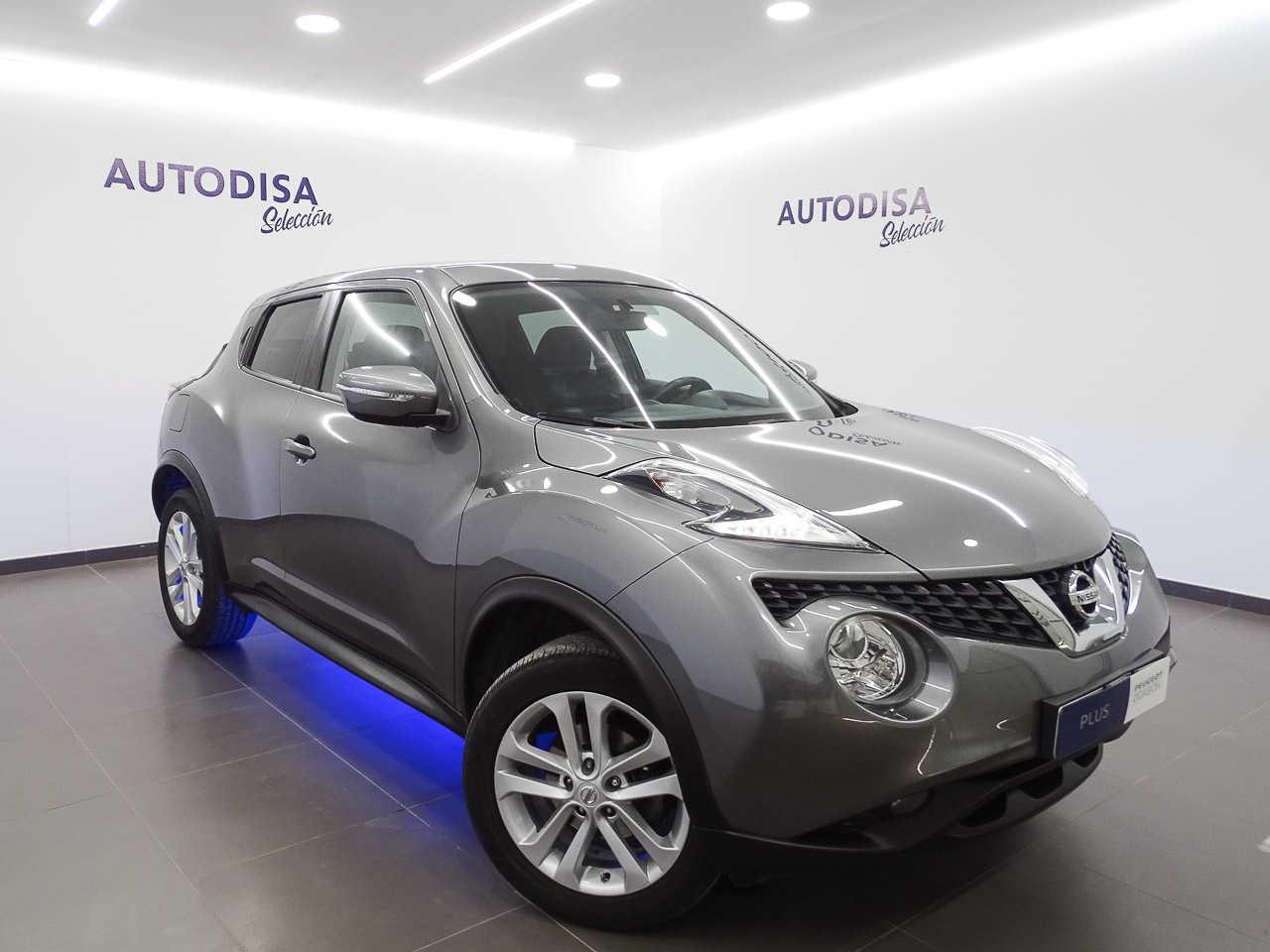 Nissan Juke ocasión segunda mano 2018 Gasolina por 12.495€ en Valencia