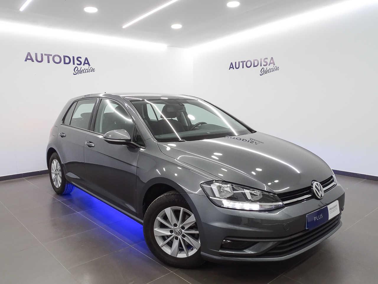 Volkswagen Golf ocasión segunda mano 2018 Gasolina por 13.995€ en Valencia