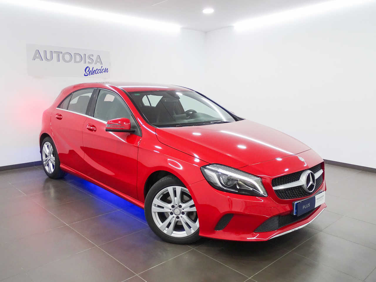 Mercedes Benz Clase A ocasión segunda mano 2017 Diésel por 20.995€ en Valencia