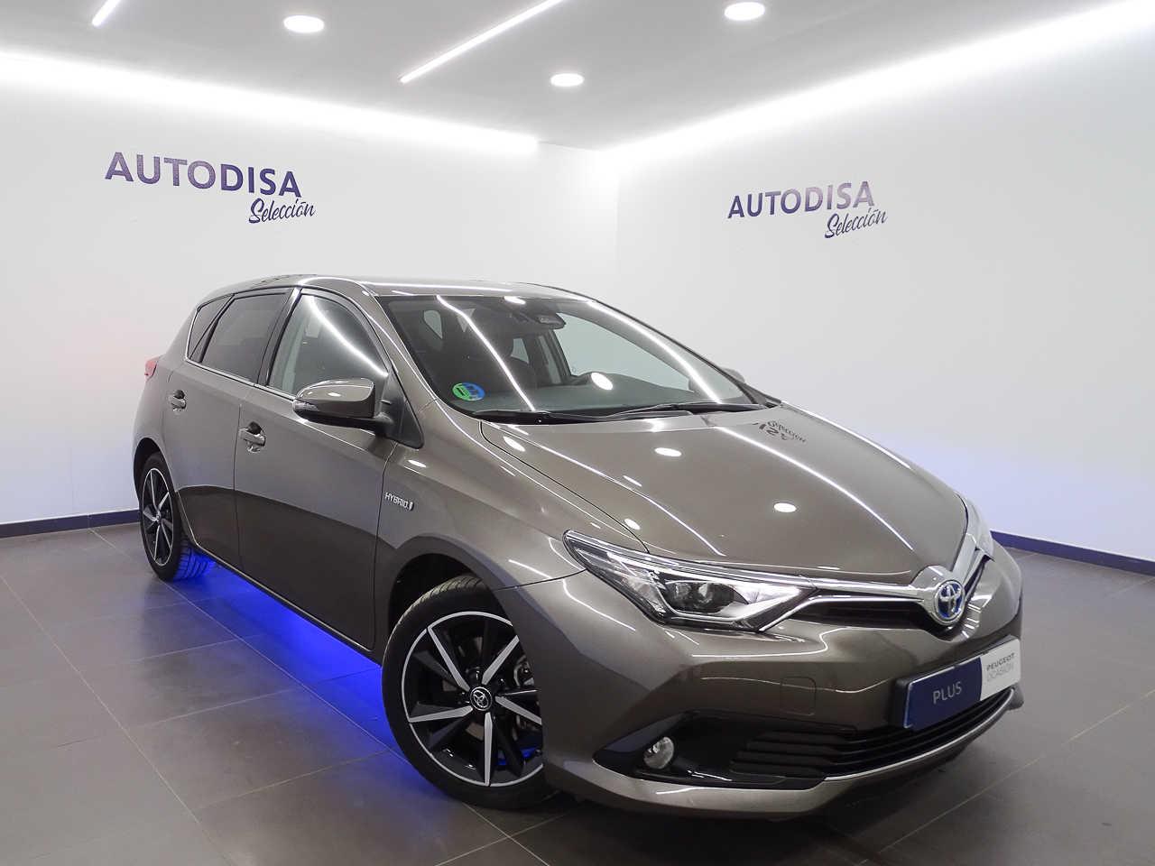 Toyota Auris ocasión segunda mano 2017 Híbrido por 14.995€ en Valencia