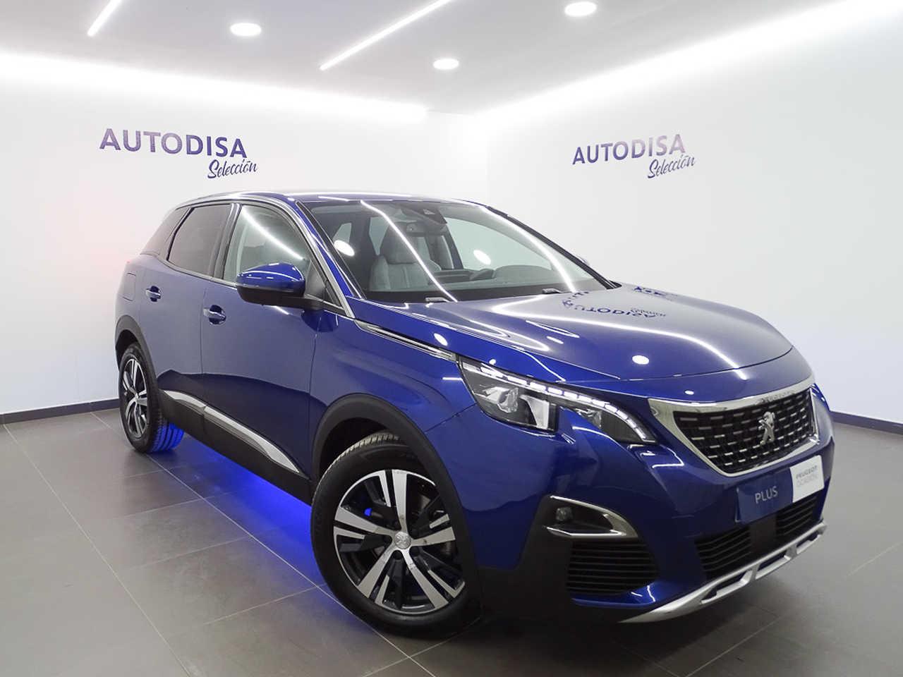 Peugeot 3008 1.6L BLUEHDI ALLURE 120