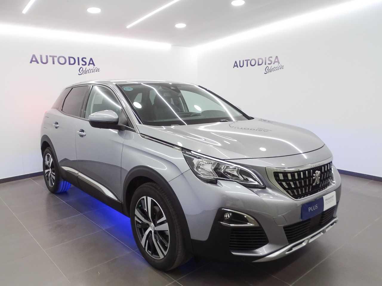 Peugeot 3008 1.2 PURETECH 96KW