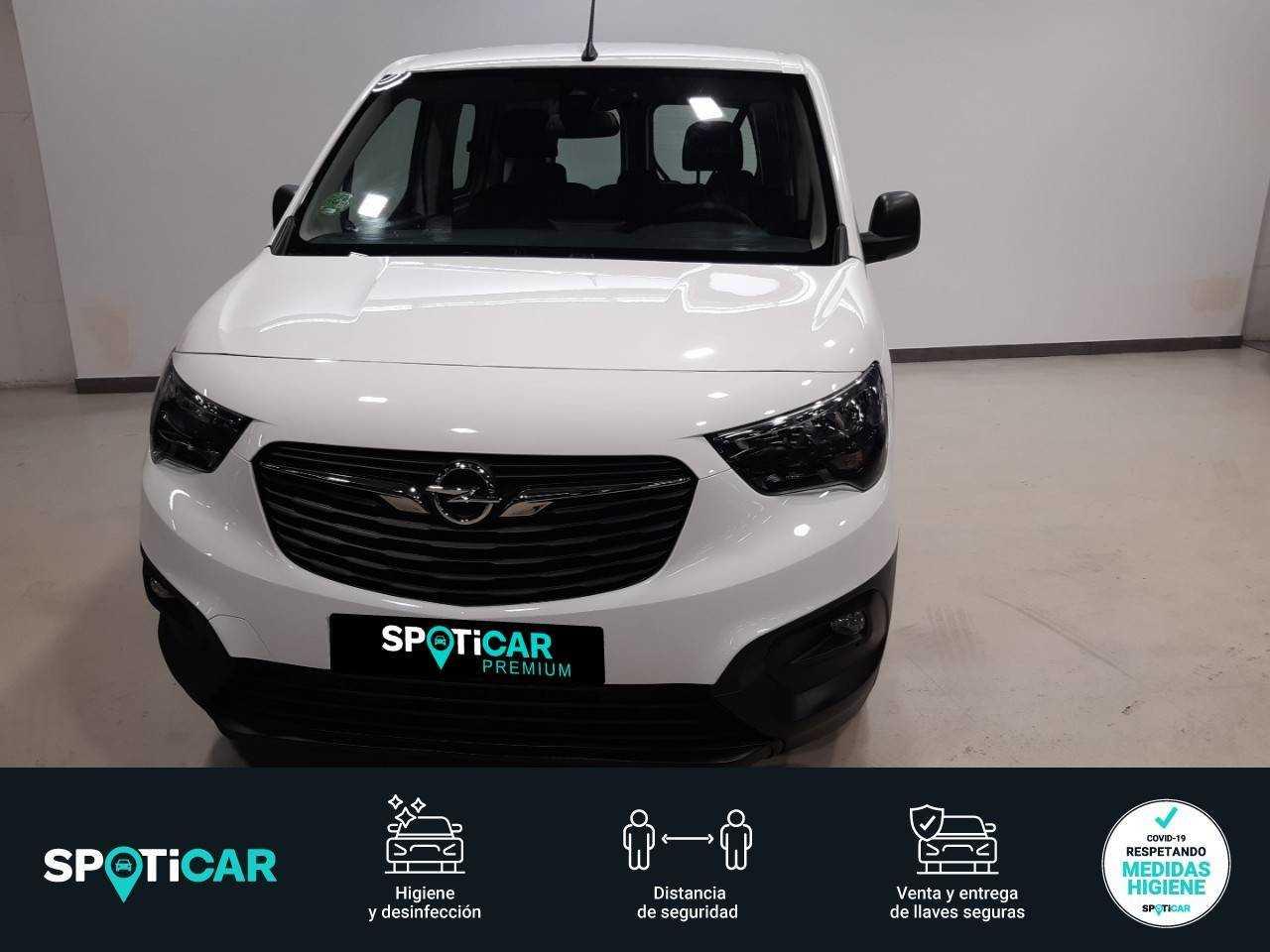 Opel Combo Diésel en Madrid