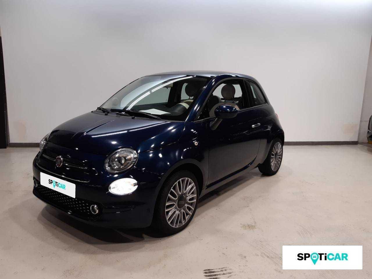 Fiat 500 ocasión segunda mano 2018 Gasolina por 8.500€ en Madrid