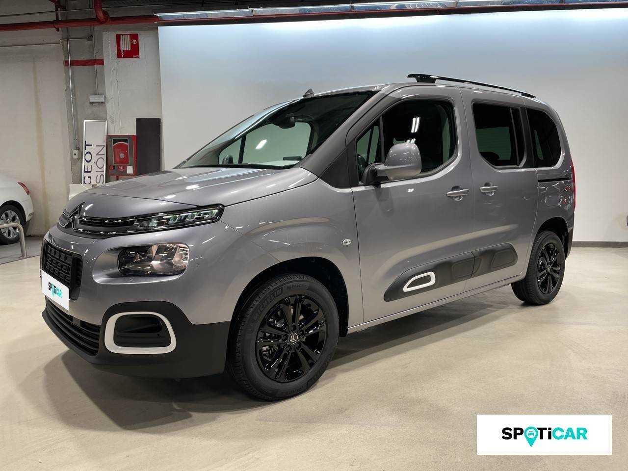 Citroën Berlingo ocasión segunda mano 2021 Diésel por 21.500€ en Madrid