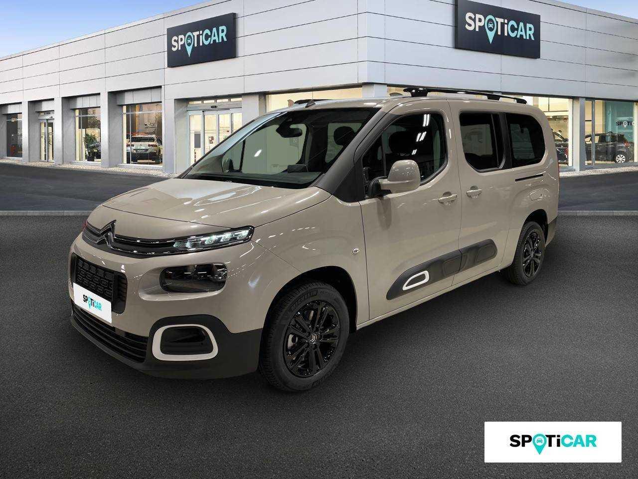 Citroën Berlingo ocasión segunda mano 2021 Diésel por 22.890€ en Madrid