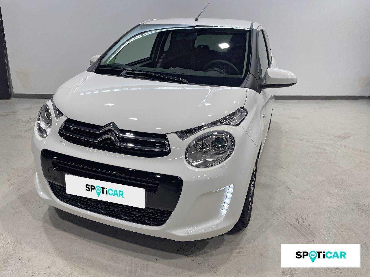 Citroën C1 ocasión segunda mano 2020 Gasolina por 10.900€ en Madrid