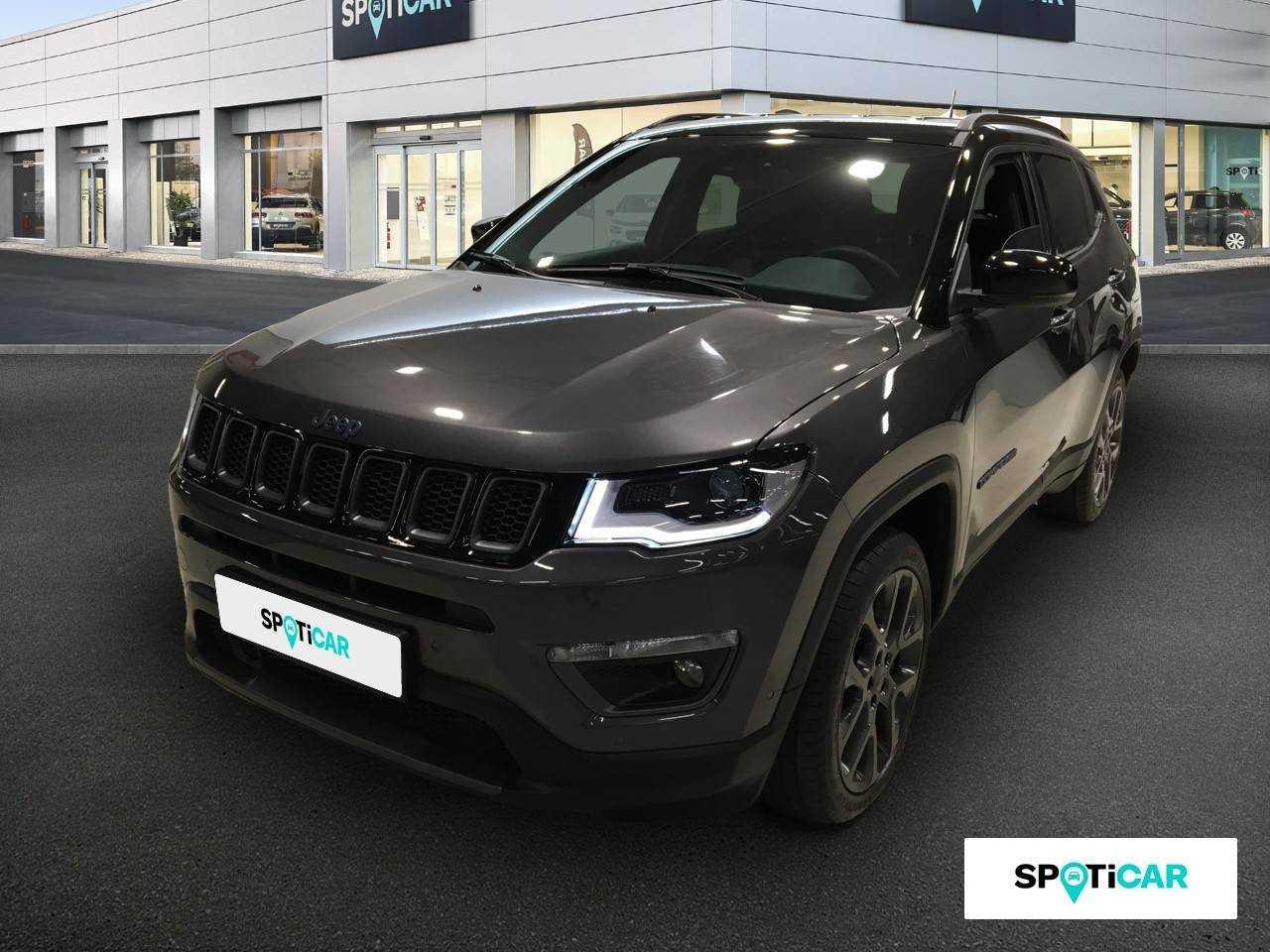 Jeep Compass ocasión segunda mano 2020 Gasolina por 33.550€ en Madrid