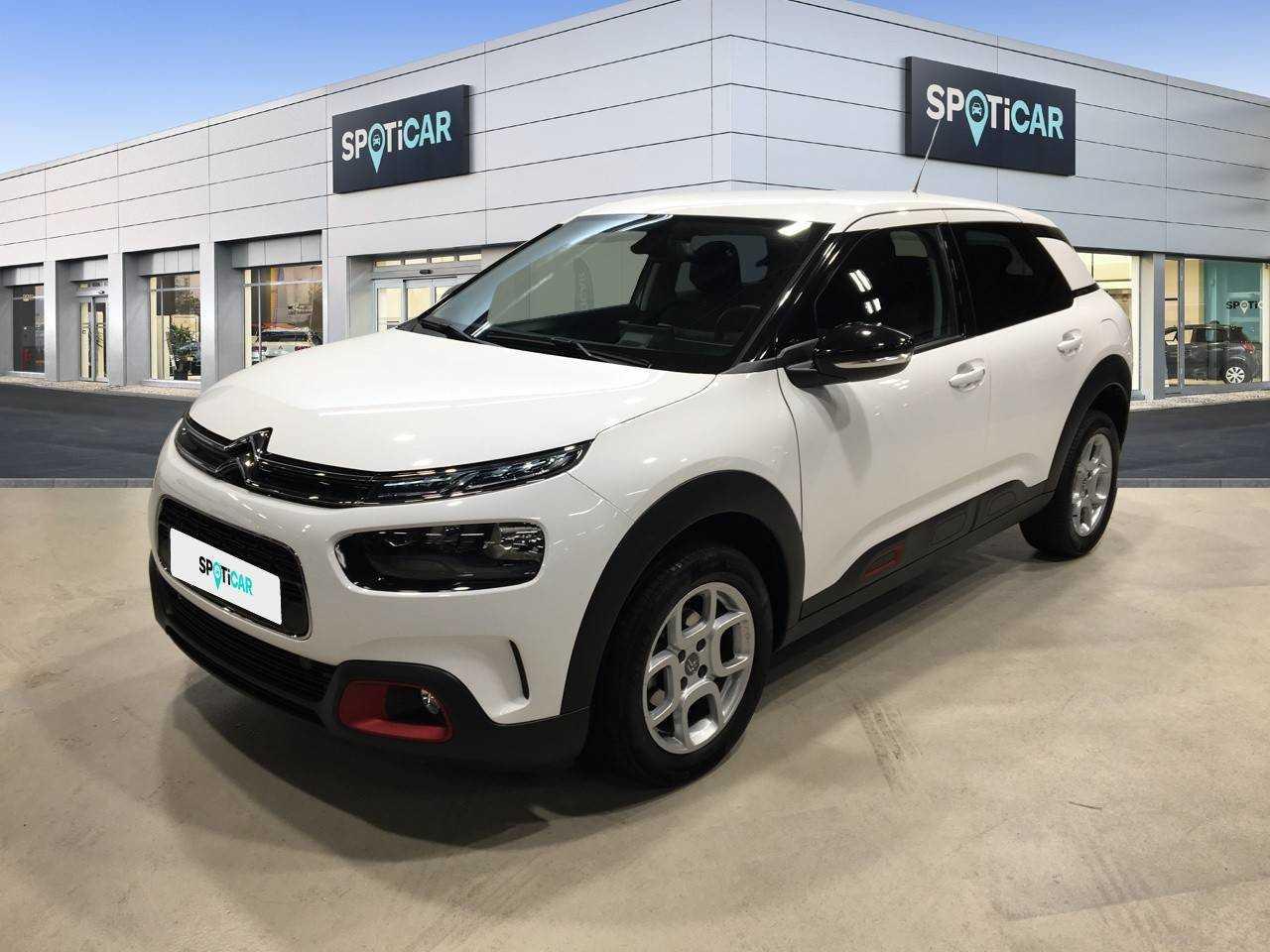 Citroën C4 Cactus ocasión segunda mano 2020 Gasolina por 15.190€ en Madrid