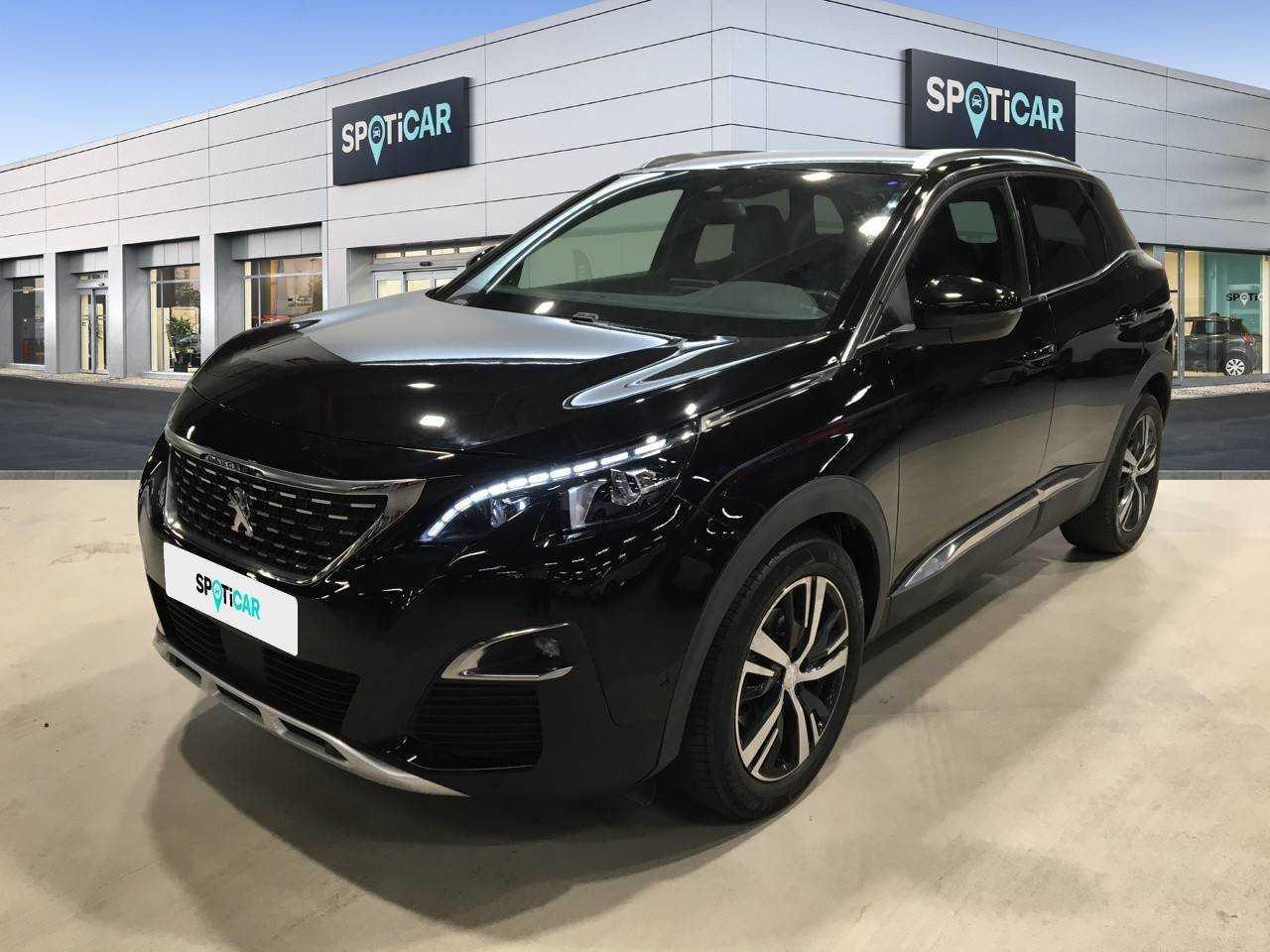 Peugeot 3008 ocasión segunda mano 2019 Diésel por 27.390€ en Madrid