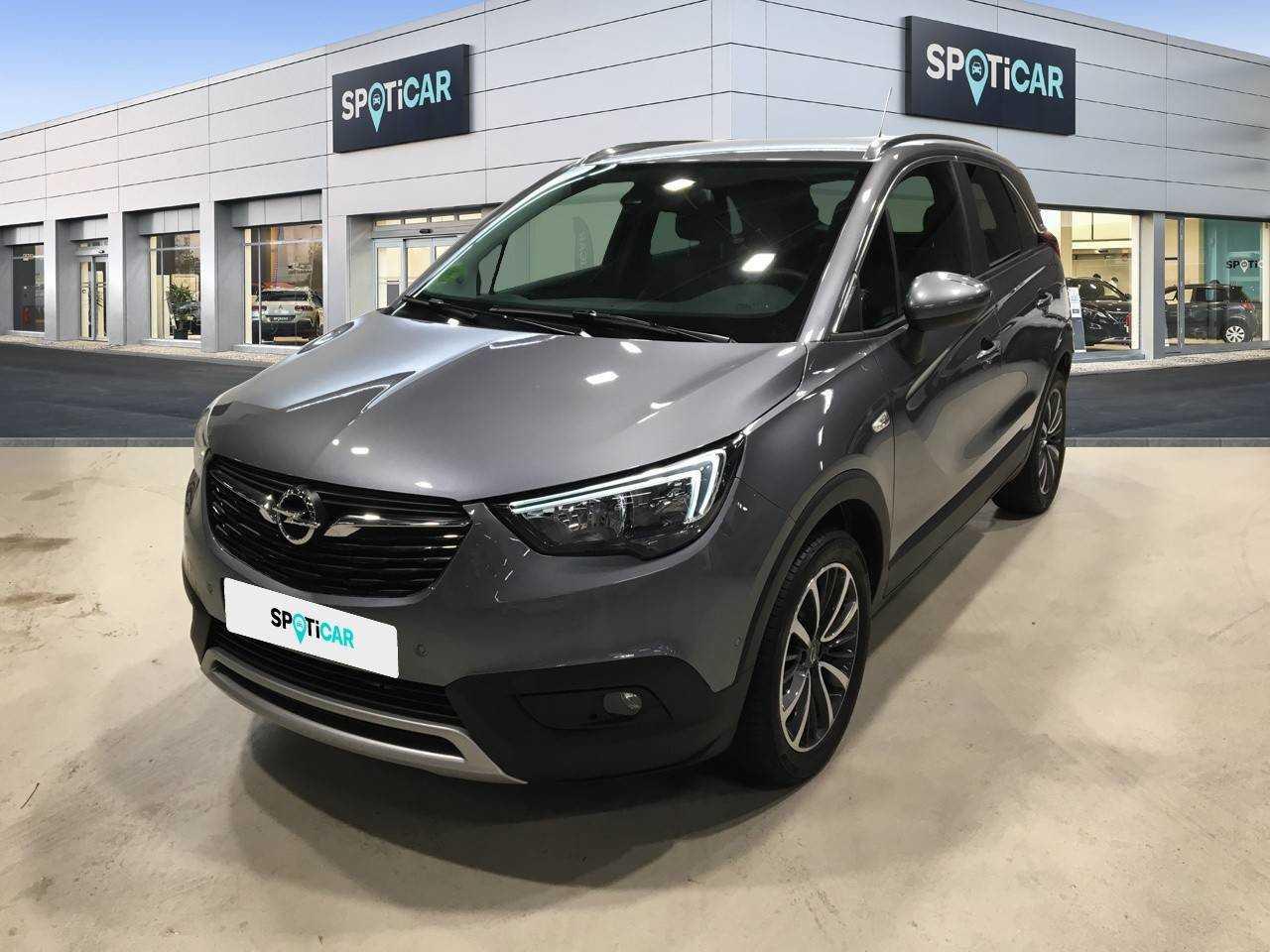 Opel Crossland X ocasión segunda mano 2019 Diésel por 16.950€ en Madrid
