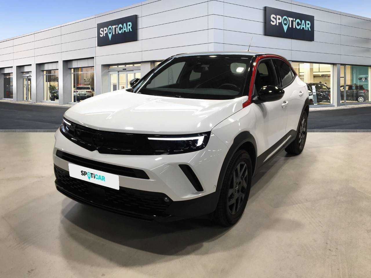 Opel Mokka ocasión segunda mano 2021 Gasolina por 26.050€ en Madrid
