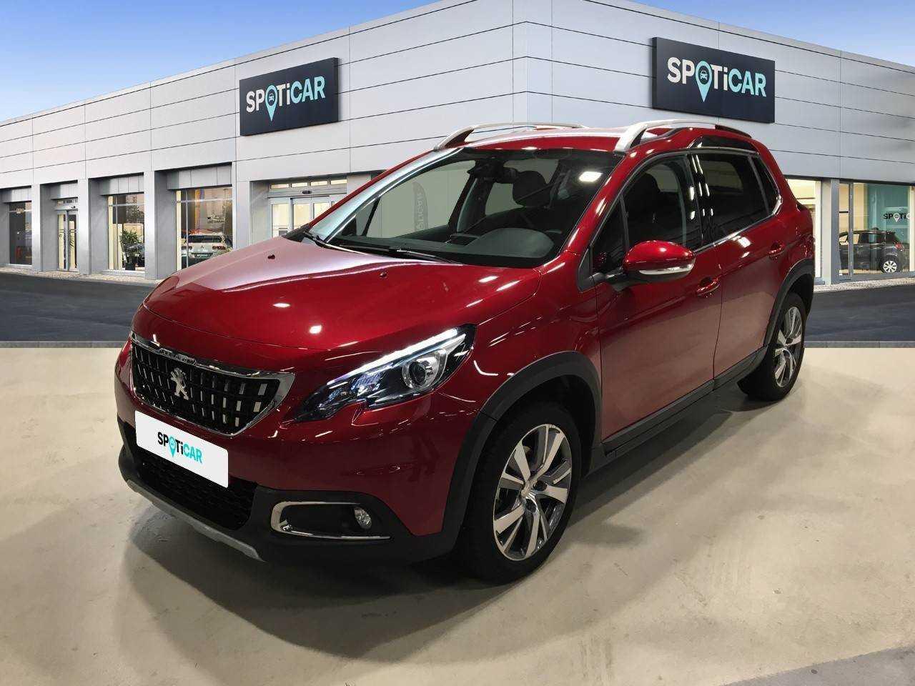 Peugeot 2008 ocasión segunda mano 2019 Gasolina por 17.550€ en Madrid
