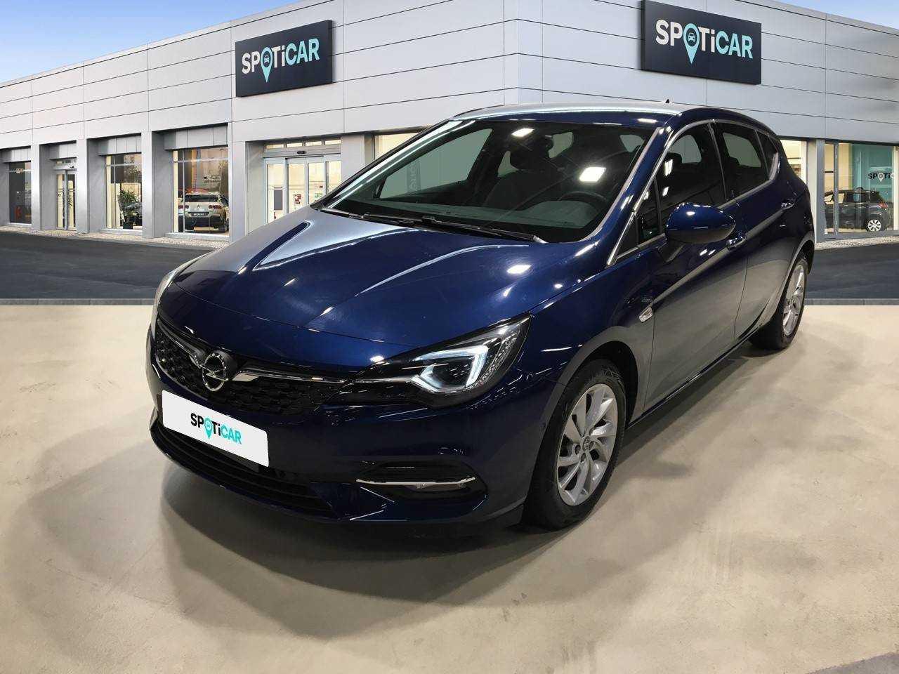 Opel Astra ocasión segunda mano 2020 Gasolina por 18.500€ en Madrid